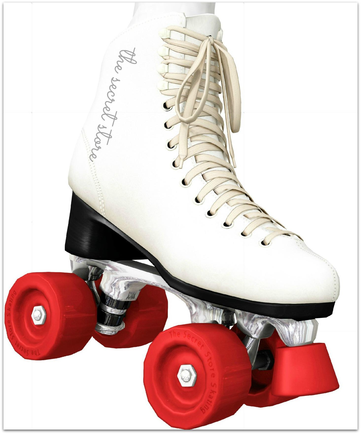 Roller skates vintage - The Secret Store The Arcade