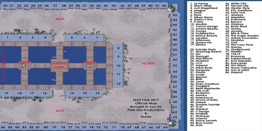 Skin Fair 2017 Sim Map with Key Sim 1.png